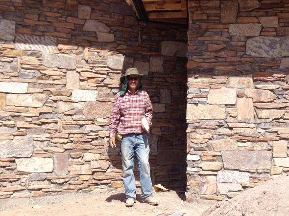 Natural Stone Job in Phoenix, Arizona