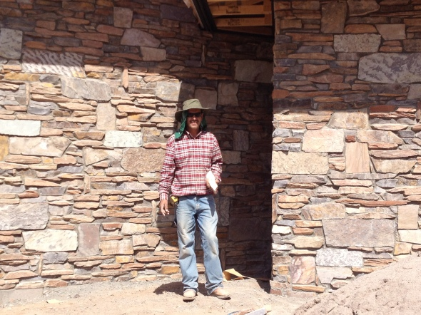 Natural Stone Job in Phoenix, Arizona