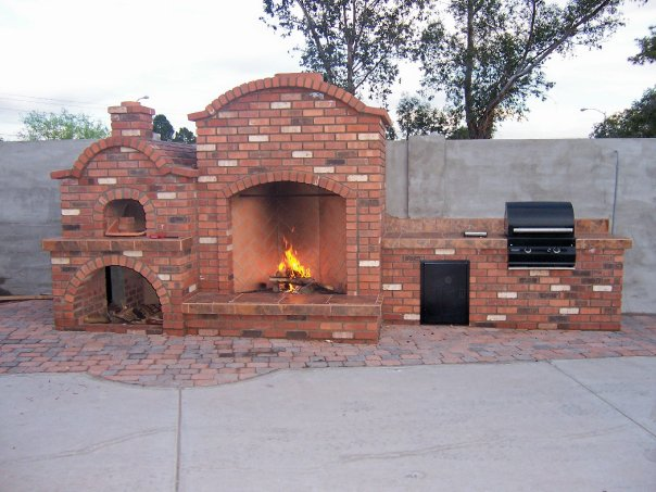 Barbeque darrin gray corp for Fireplace and bbq