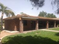 Brick Addition in Chandler Arizona