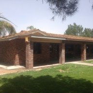 Brick Addition in Chandler Arizona