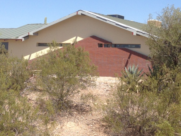 Custom Brick home in Coolidge Arizona