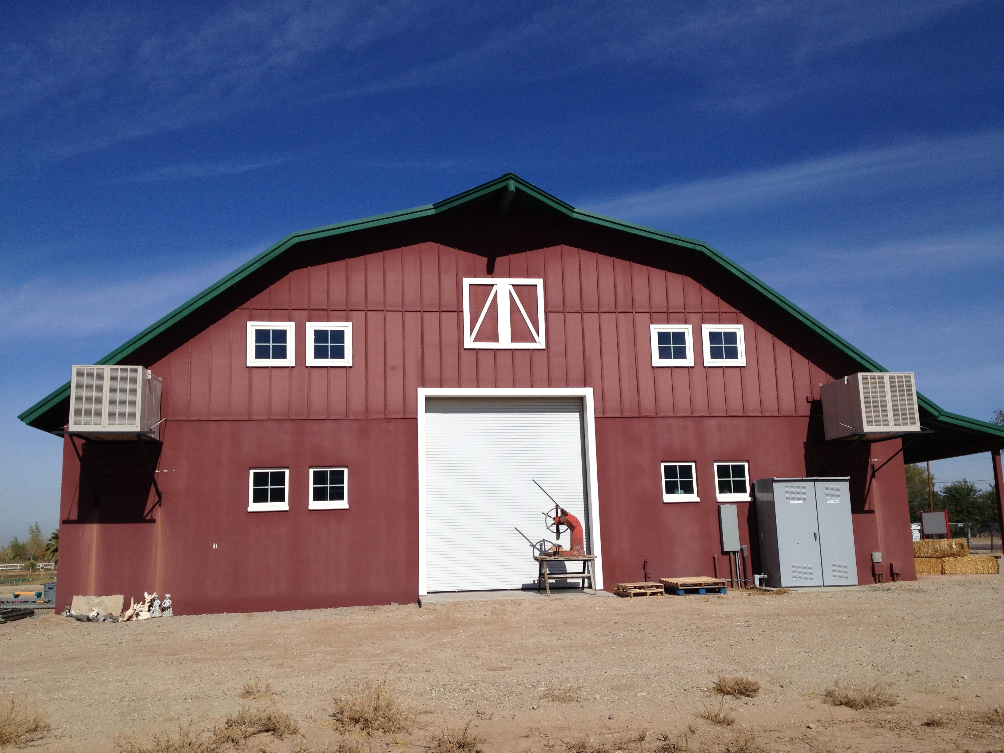 Integra Block Barn Phoenix, Arizona